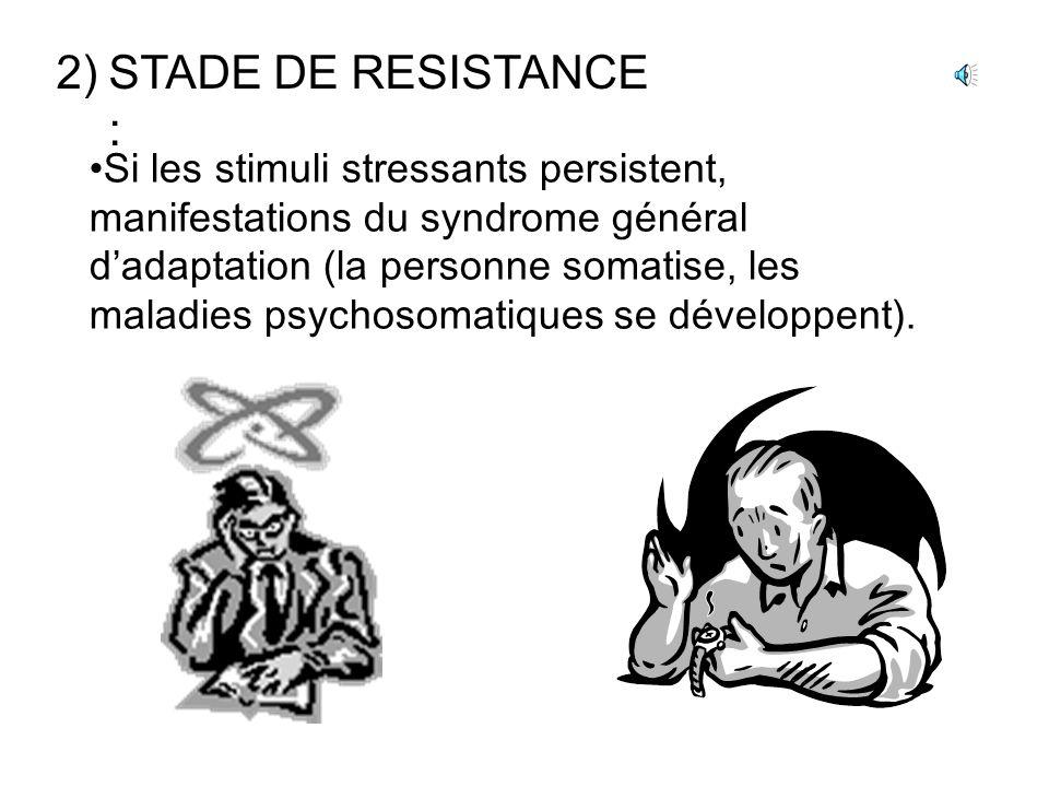 STADE DE RESISTANCE :