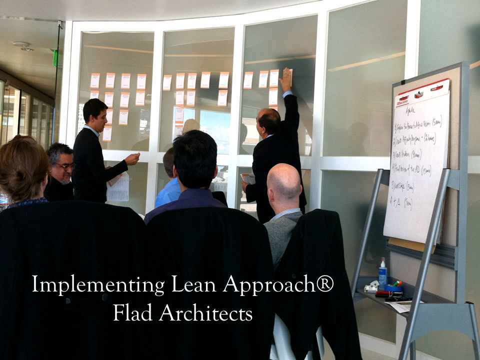 Implementing Lean Approach®
