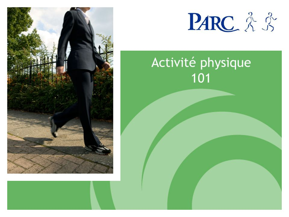 Activité physique 101