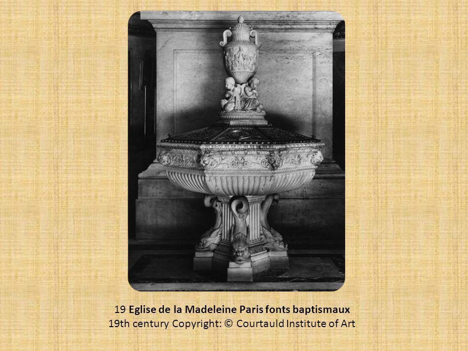19 Eglise de la Madeleine Paris fonts baptismaux