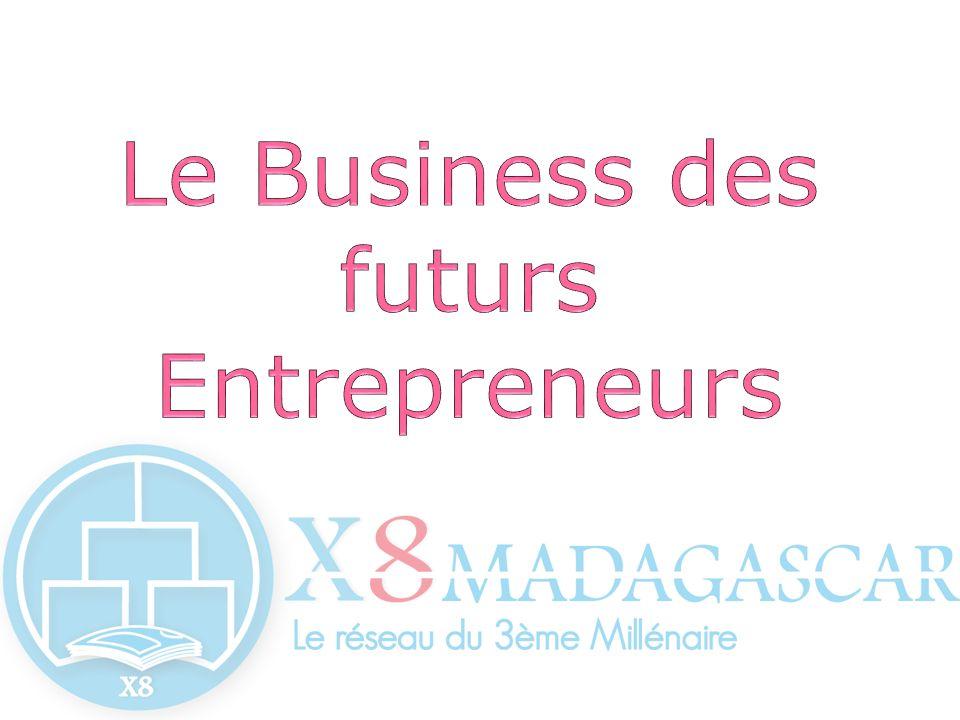 Le Business des futurs Entrepreneurs