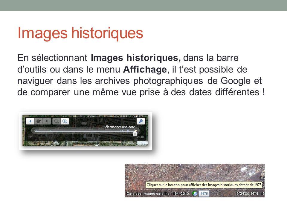 Images historiques