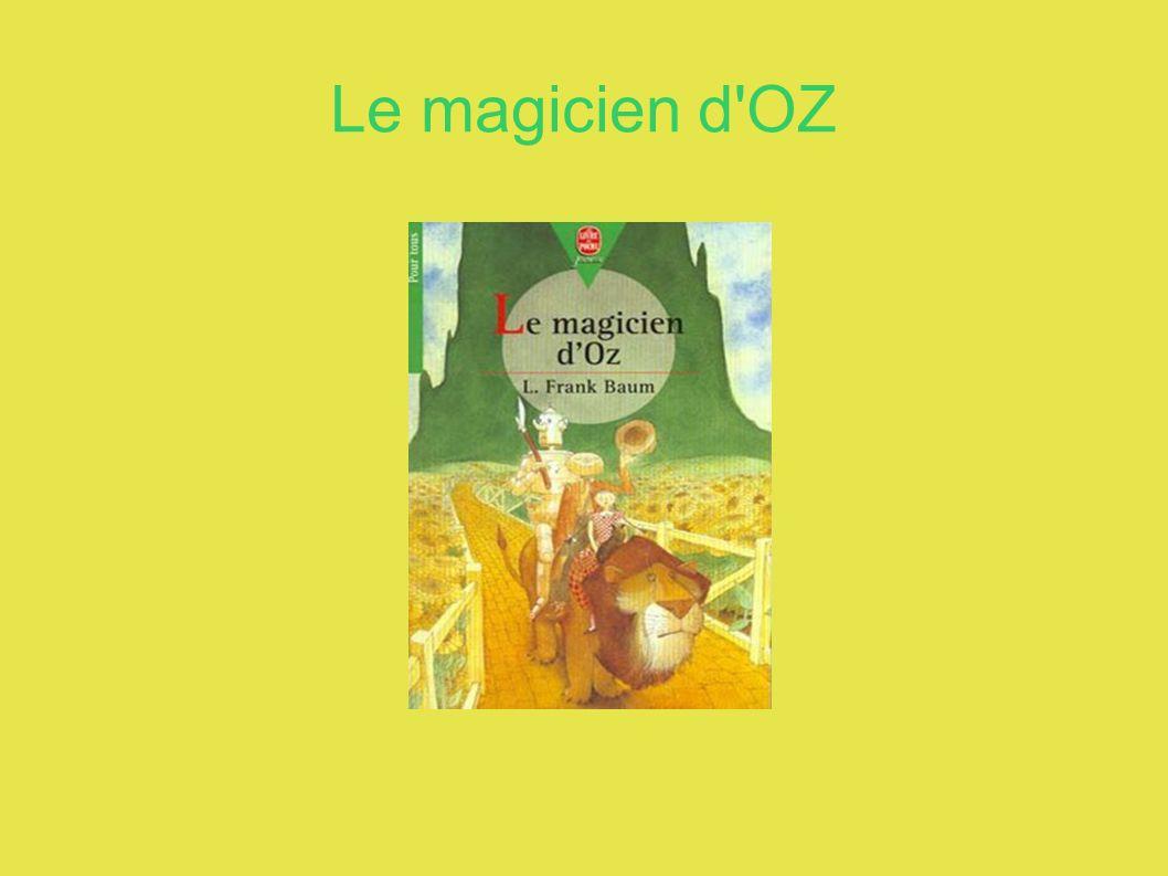 Le magicien d OZ