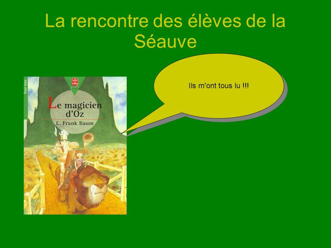 La rencontre des élèves de la Séauve