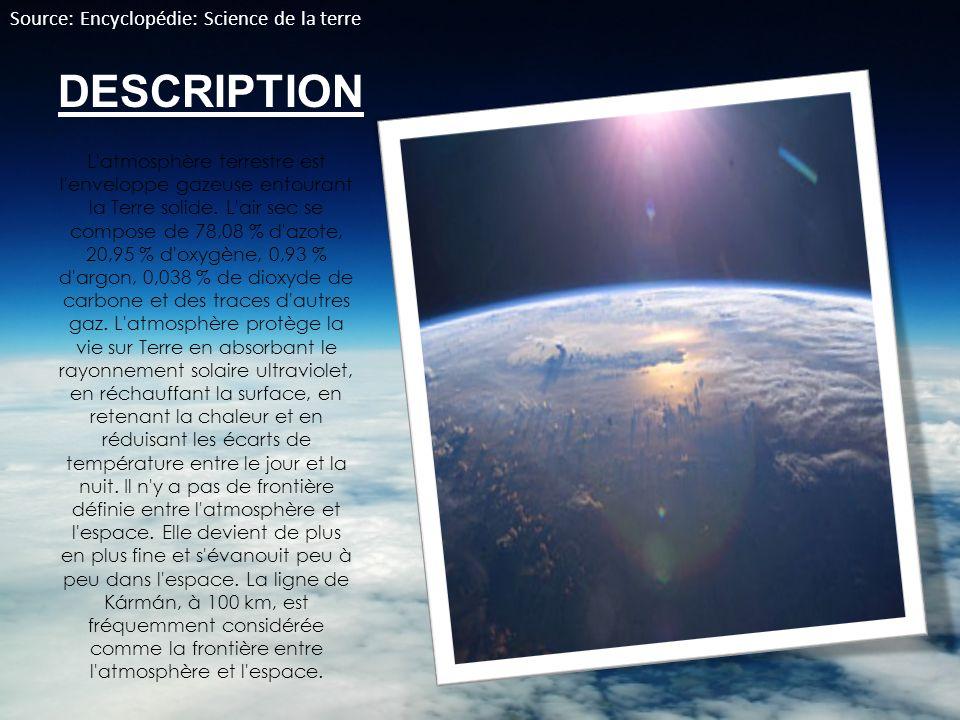 DESCRIPTION Source: Encyclopédie: Science de la terre