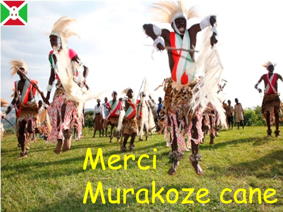 Merci Murakoze cane