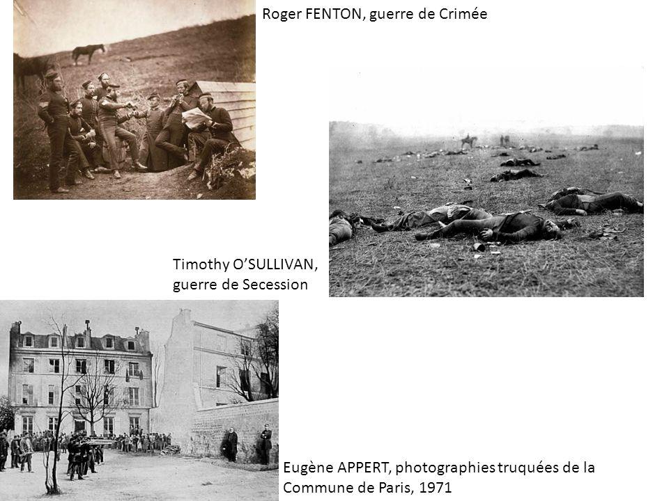 Roger FENTON, guerre de Crimée