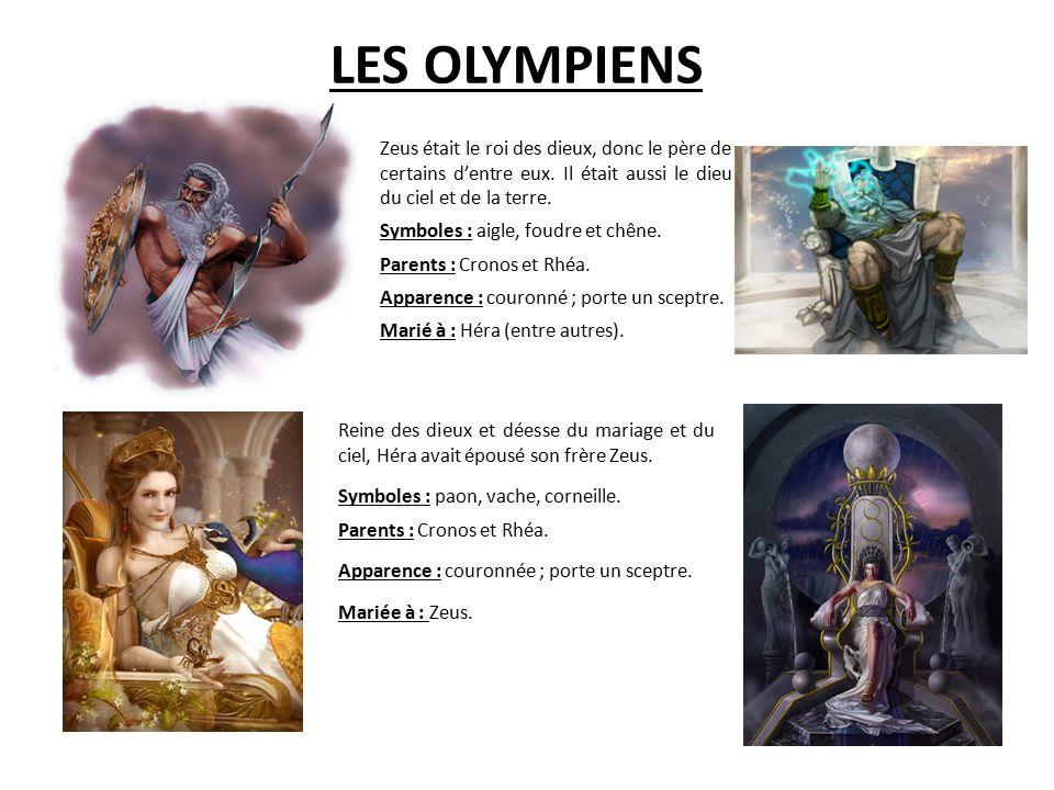 Diaporama sur les personnages de la mythologie grecque - Harry potter 8 et les portes du temps ...