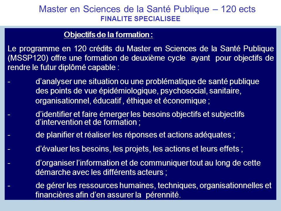 organisationnel, éducatif , éthique et économique ;