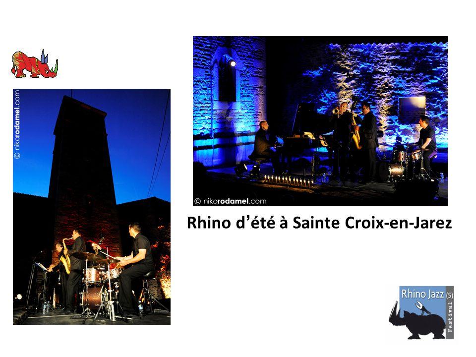 Rhino d'été à Sainte Croix-en-Jarez