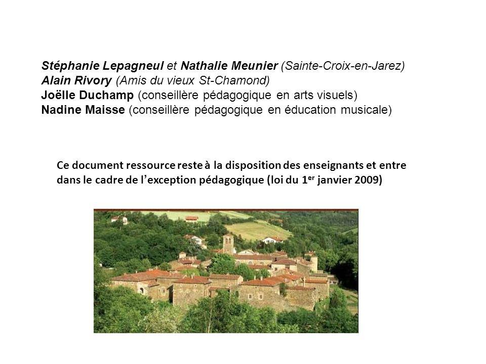 Stéphanie Lepagneul et Nathalie Meunier (Sainte-Croix-en-Jarez)