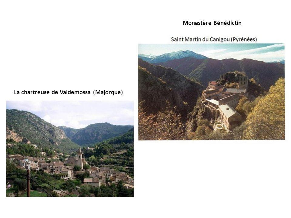 La chartreuse de Valdemossa (Majorque)