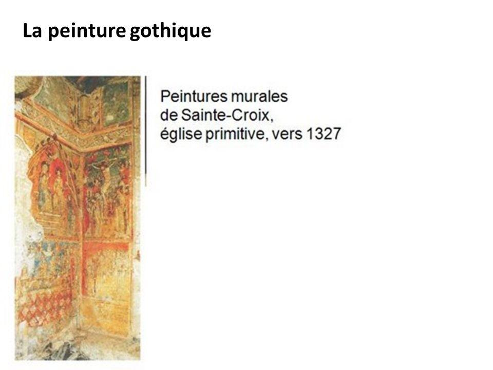 La peinture gothique