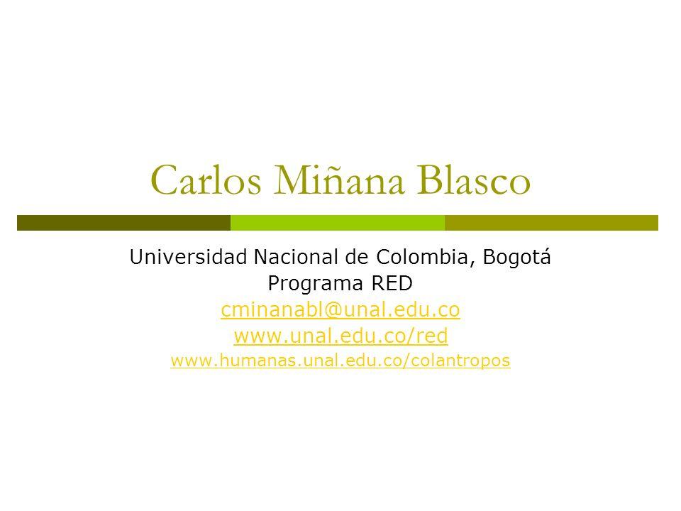 Universidad Nacional de Colombia, Bogotá