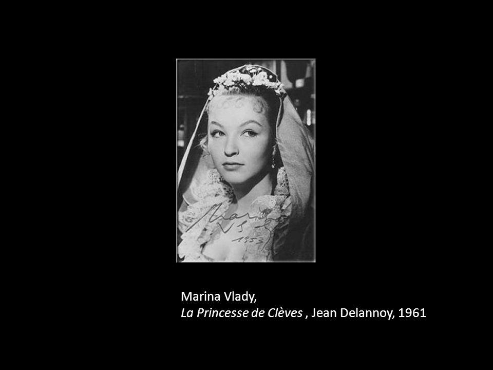 Marina Vlady, La Princesse de Clèves , Jean Delannoy, 1961