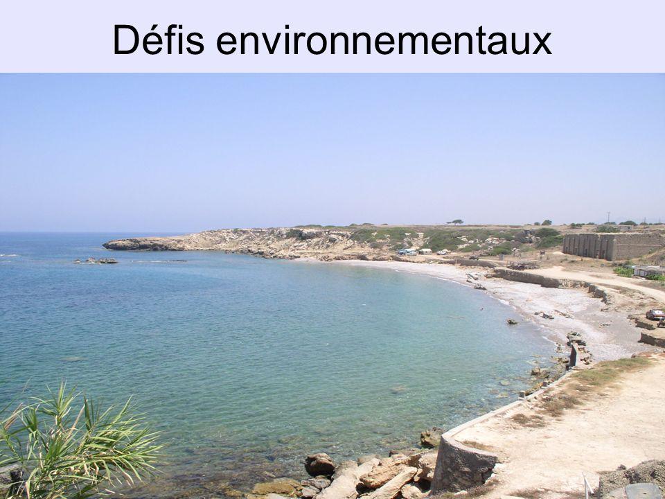 Défis environnementaux