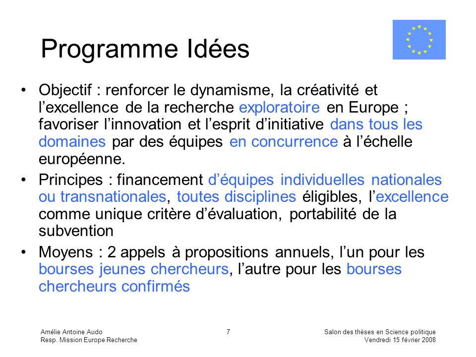 Programme Idées