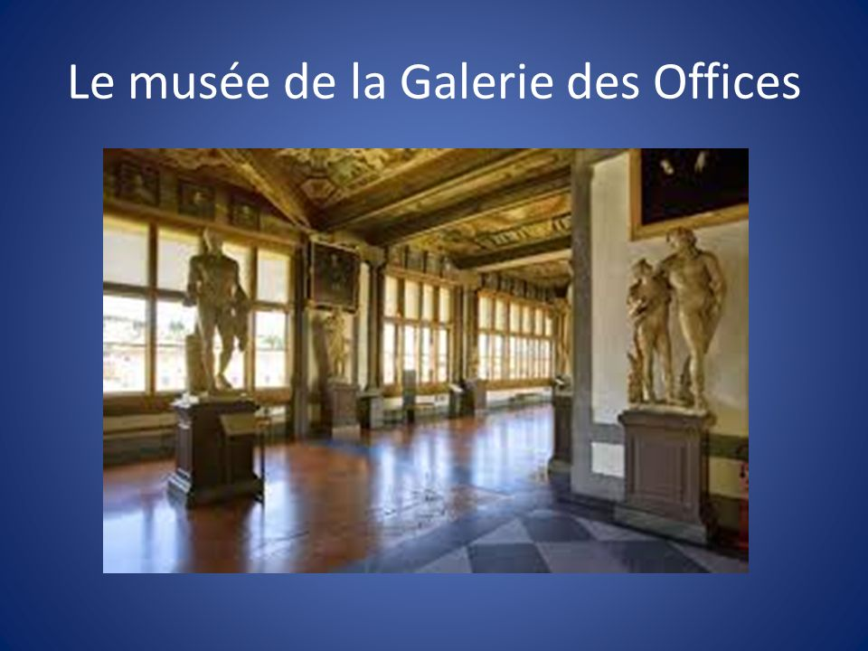 Voyage en italie florence ppt video online t l charger - La galerie des offices site officiel ...