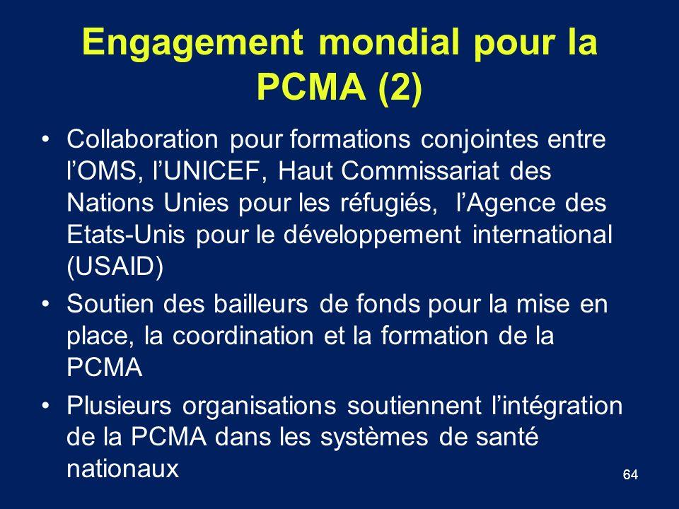 Engagement mondial pour la PCMA (2)