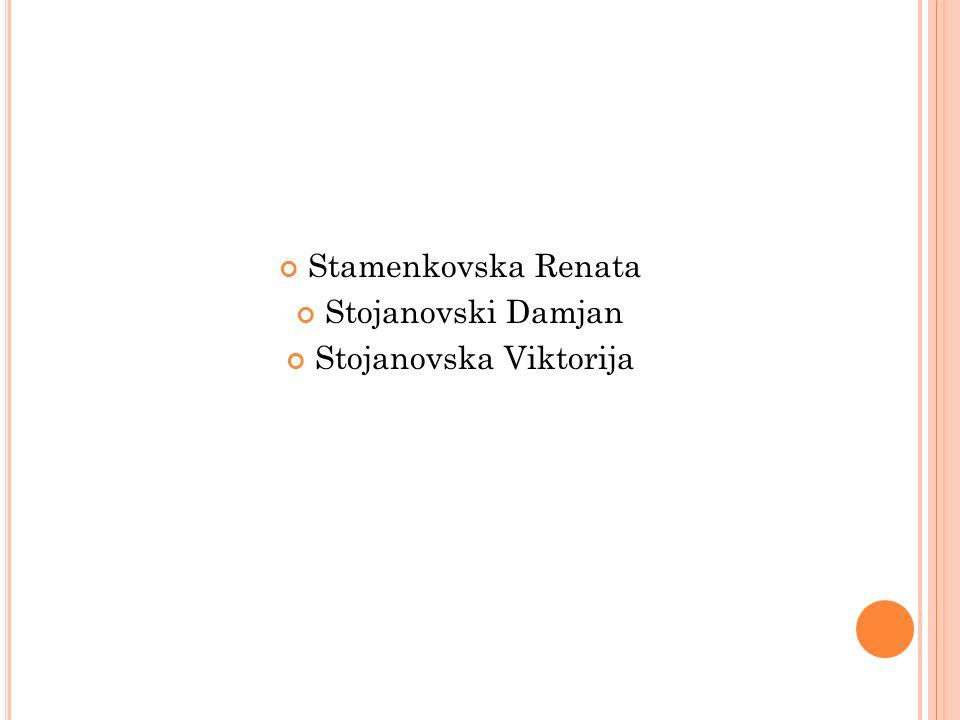 Stojanovska Viktorija