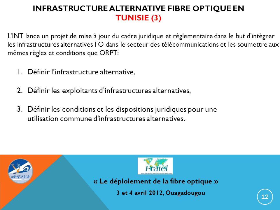 Infrastructure alternative fibre optique en tunisie (3)