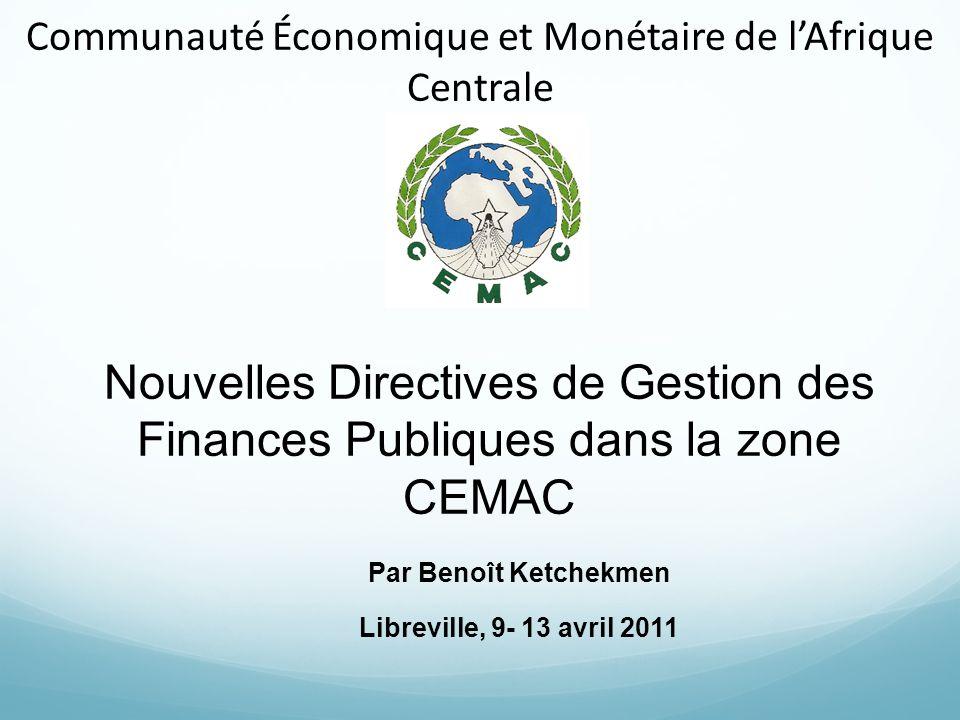 Communauté Économique et Monétaire de l'Afrique Centrale