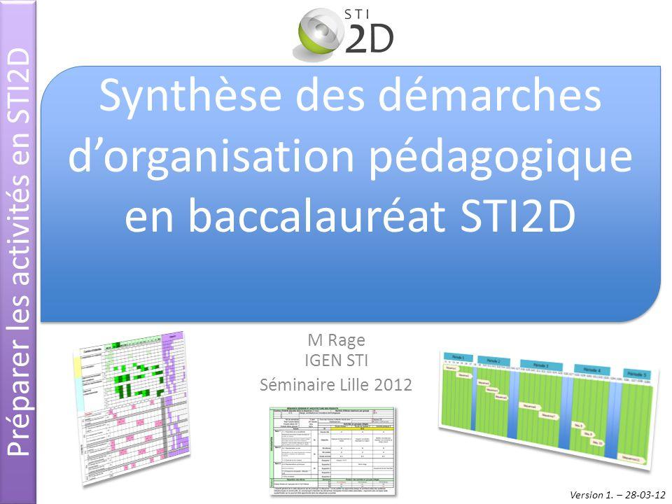 M Rage IGEN STI Séminaire Lille 2012