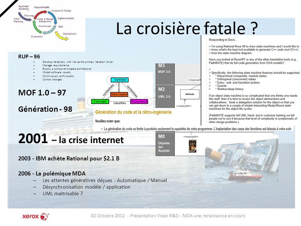 La croisière fatale 2001 – la crise internet MOF 1.0 – 97