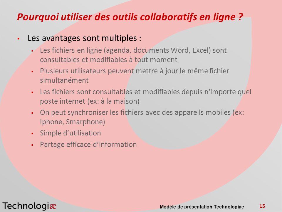 Pourquoi utiliser des outils collaboratifs en ligne