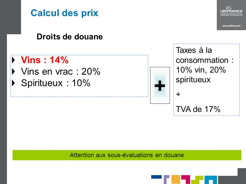 Attention aux sous-évaluations en douane