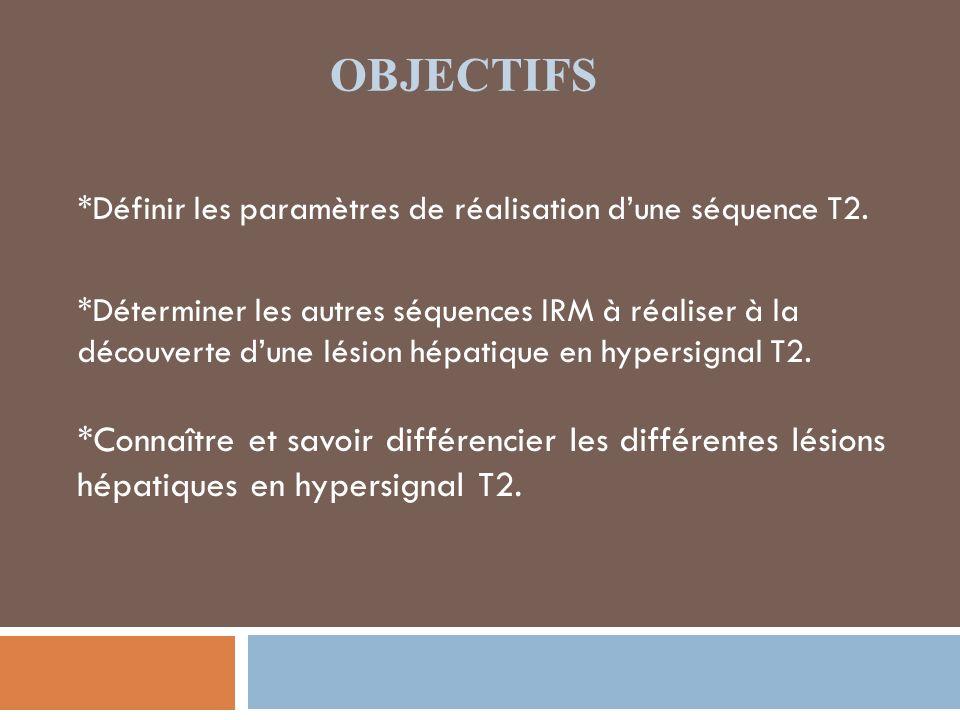 objectifs *Connaître et savoir différencier les différentes lésions