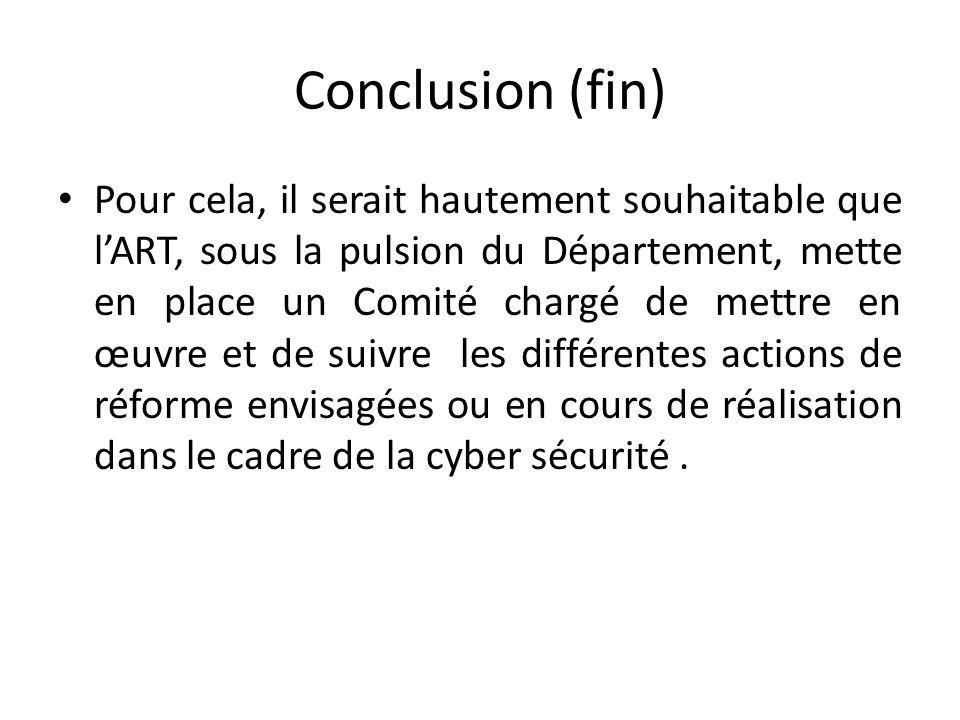 Conclusion (fin)