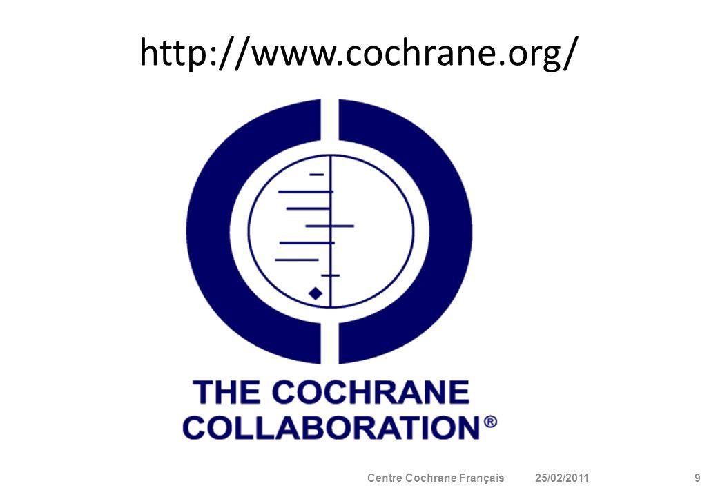 Centre Cochrane Français