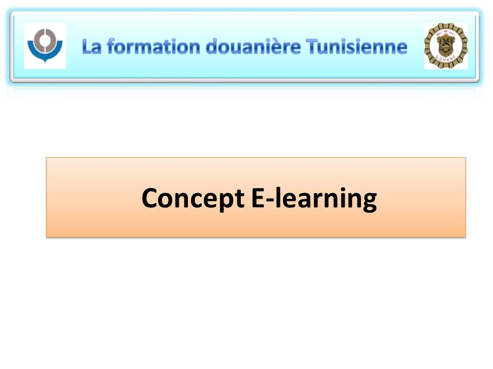 Concept E-learning