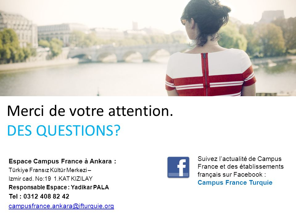 Merci de votre attention. DES QUESTIONS