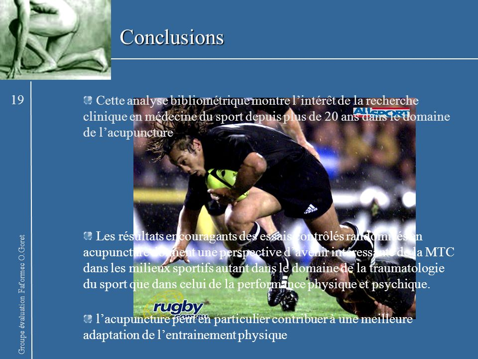 Conclusions 19.