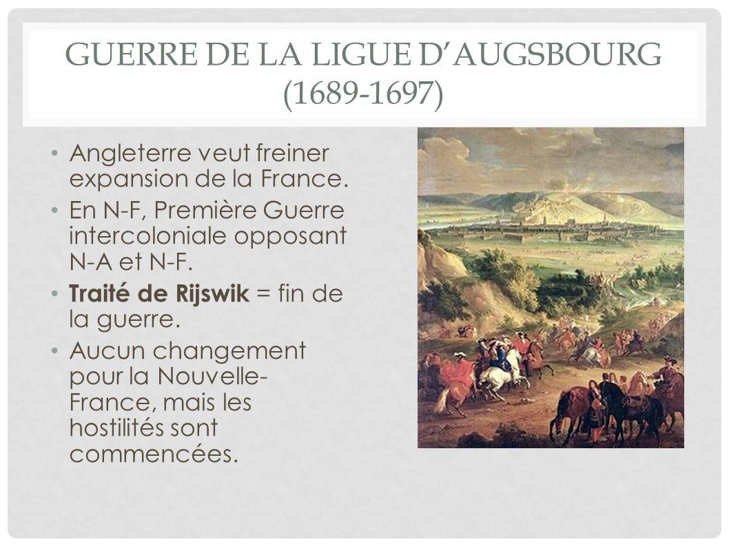 Guerre de la ligue d'Augsbourg (1689-1697)