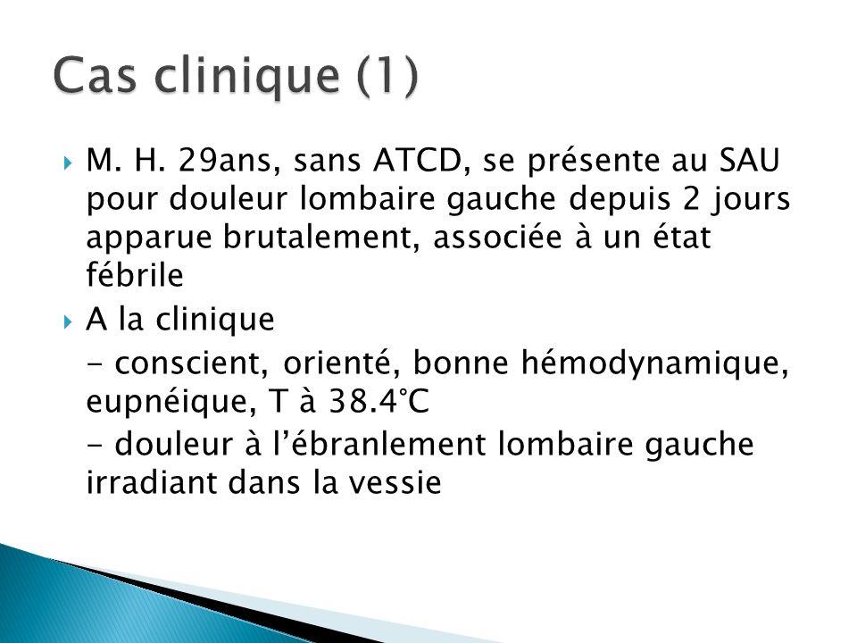 Cas clinique (1)