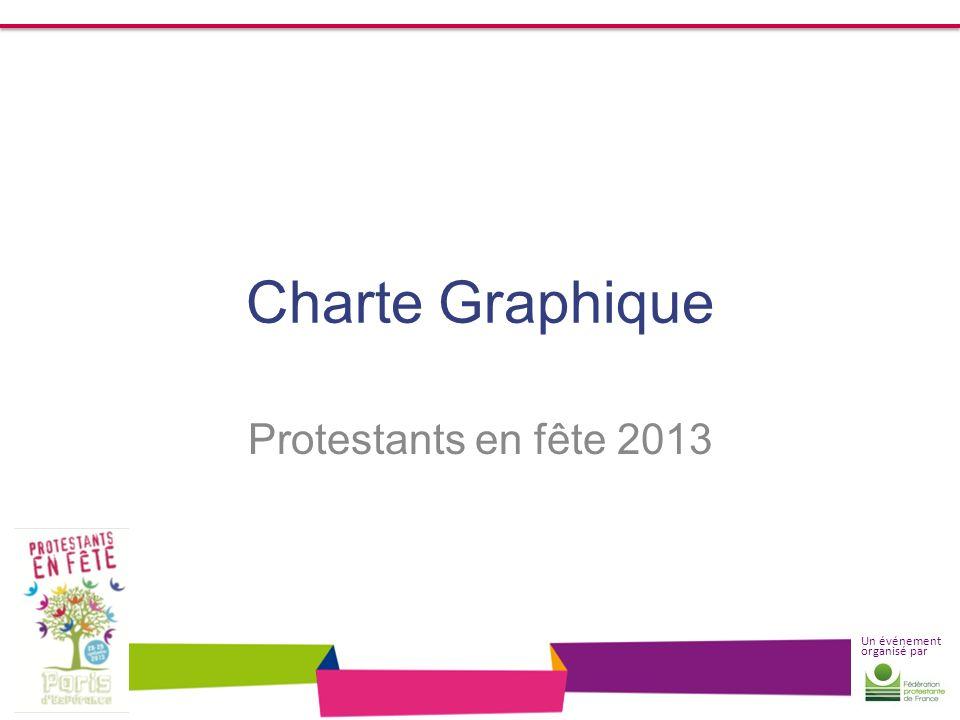 Charte Graphique Protestants en fête 2013