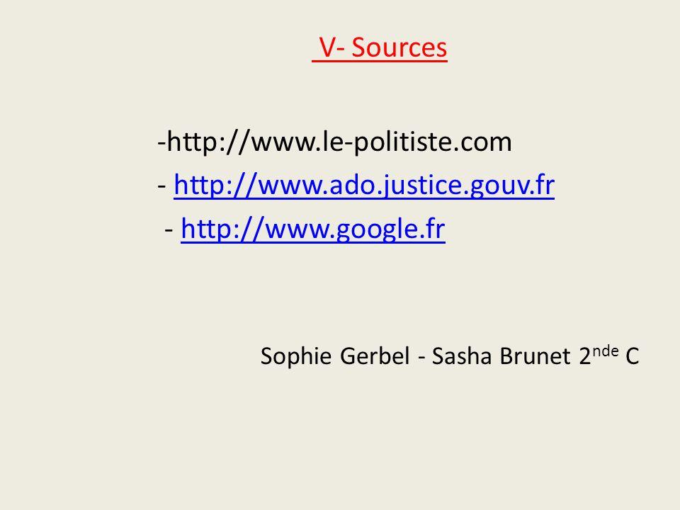 - http://www.ado.justice.gouv.fr - http://www.google.fr