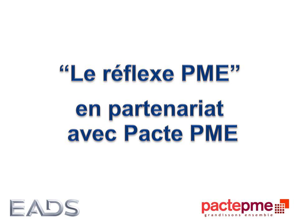Le réflexe PME en partenariat avec Pacte PME
