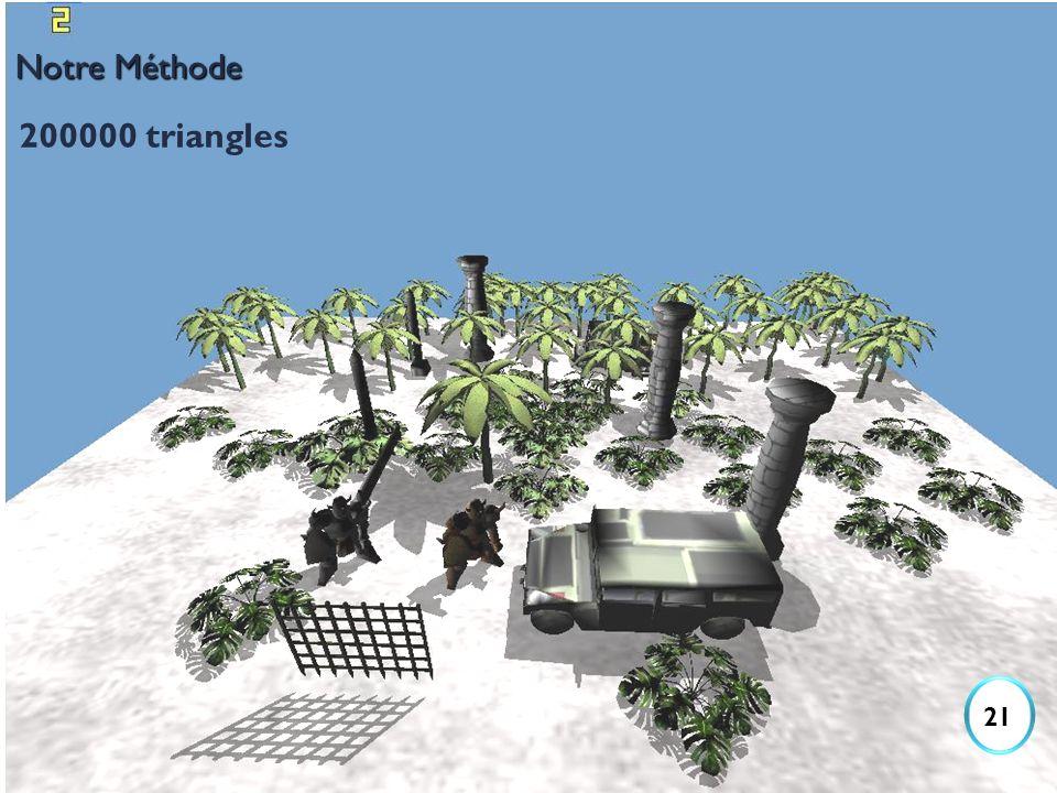 Notre Méthode 200000 triangles 21