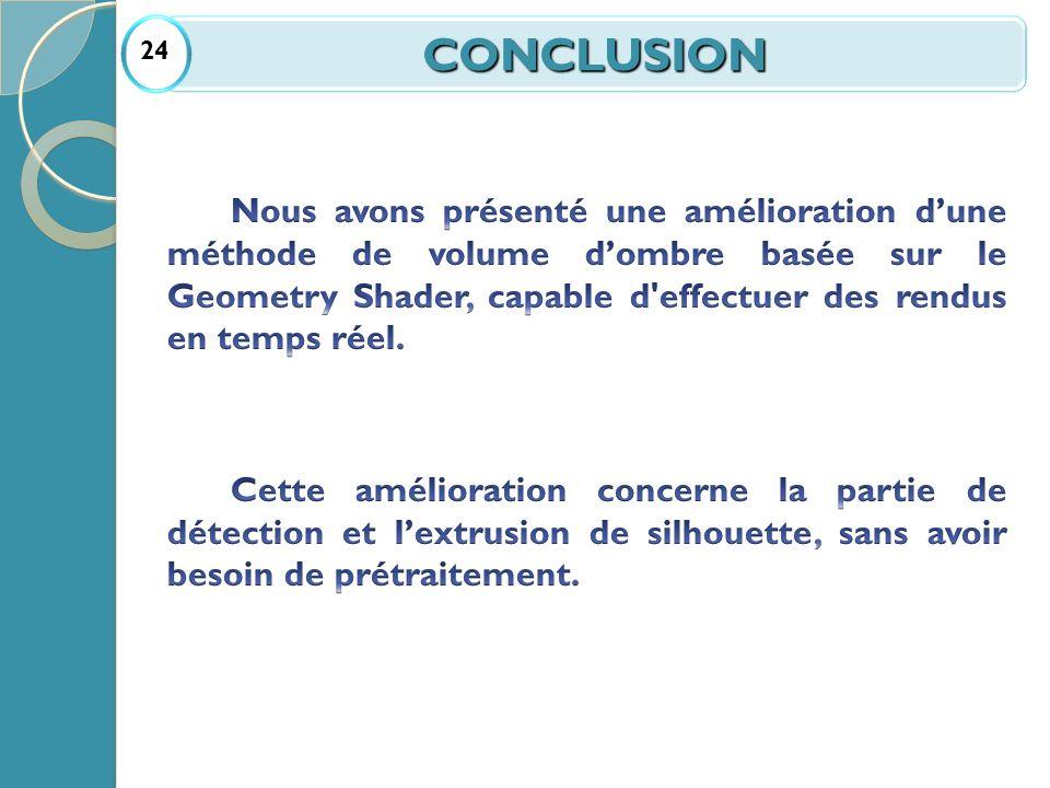 24 CONCLUSION.