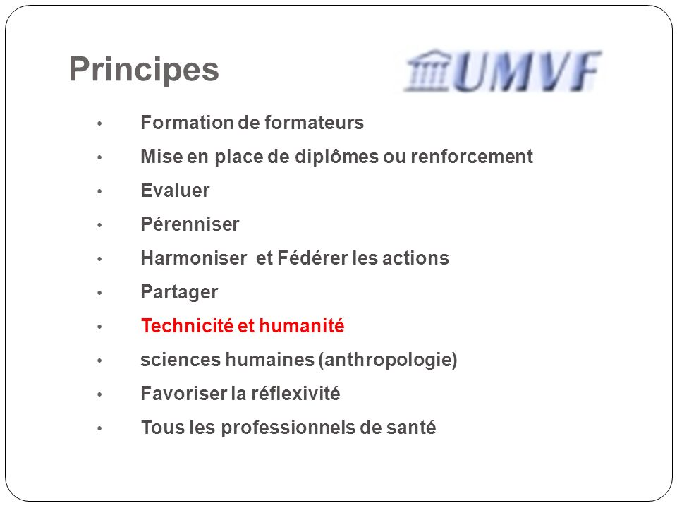 Principes Formation de formateurs