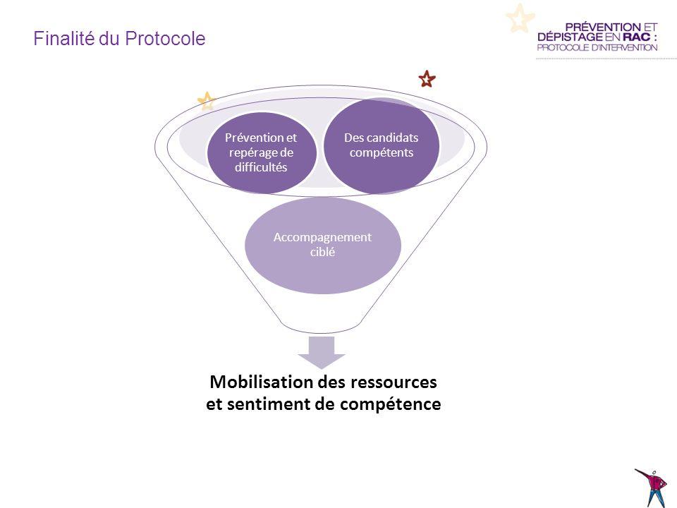 Mobilisation des ressources et sentiment de compétence