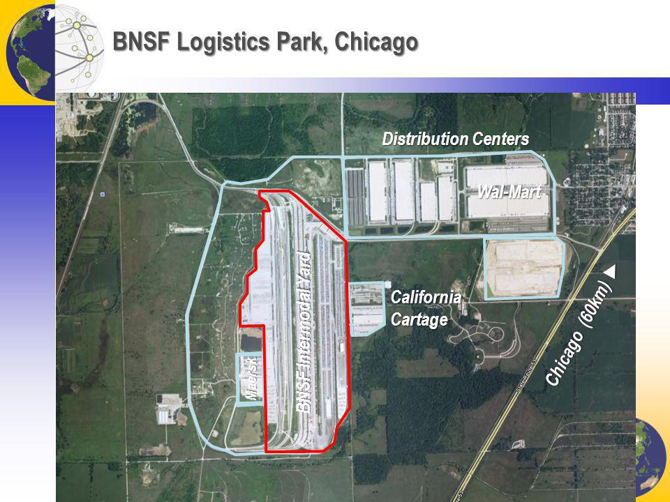 BNSF Logistics Park, Chicago