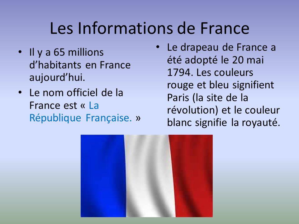 Les Informations de France