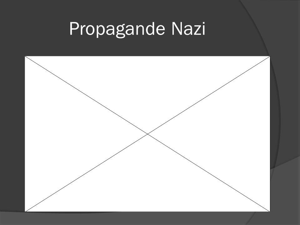 Propagande Nazi