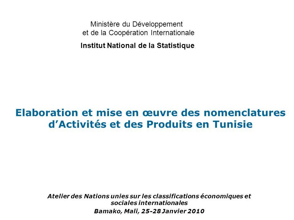 Ministère du Développement