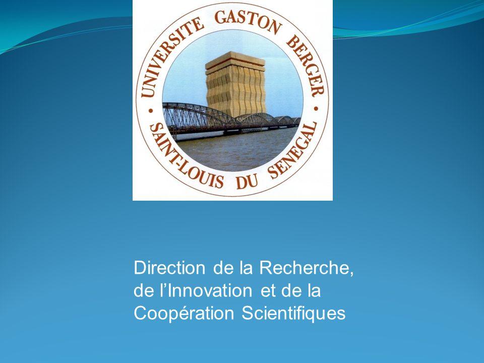 Direction de la Recherche, de l'Innovation et de la Coopération Scientifiques